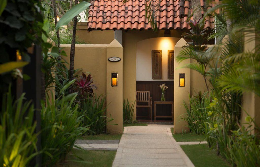 One Bedroom Pool Villa - Entrance